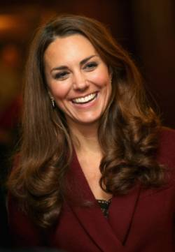 The Duchess of Cambridge to name Royal Princess
