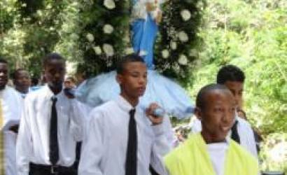 La Digue Feast of Assumption another roaring tourism success
