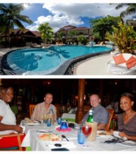 Le Duc de Praslin Seychelles 4 star hotel with a difference