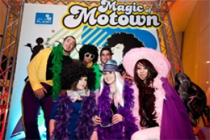 Yas Island Gets in the swing as The Magic Of Motown Festival kicks off The Stevie Wonder Weekend