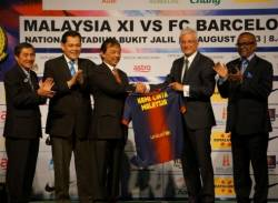 MyCEB: Southeast Asia is set to witness the wrath of Barca