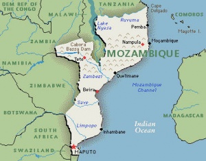 Mozambique in tourism drive