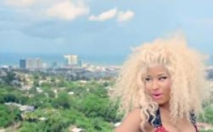 Nicki Minaj presents Trinidad and Tobago as music video backdrop