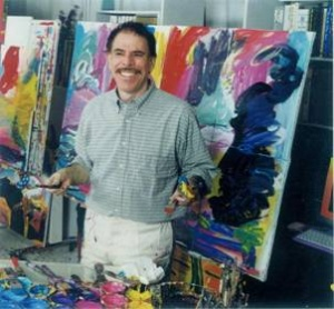 Legendary artist Peter Max to paint Norwegian Breakaway's hull artwork
