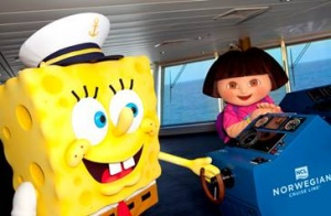Norwegian Gem to feature Nickelodeon family programming