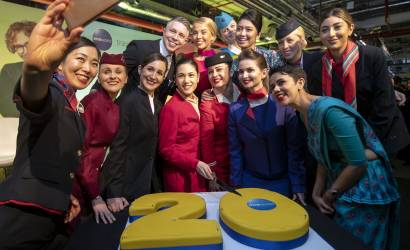 oneworld celebrates start of third decade with major overhaul