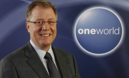 Bruce Ashby takes up the oneworld reins
