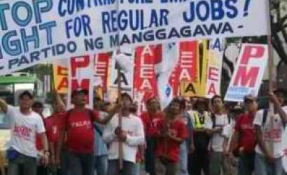 Philippine Airlines rejects striking employees' offer to return to work