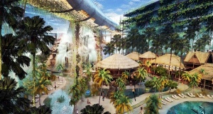 Mega destination resort planned for Russia