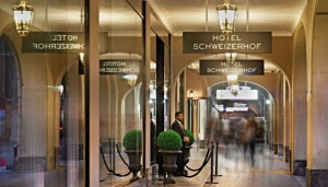 Bern's iconic luxury hotel re opens as a member of design hotels