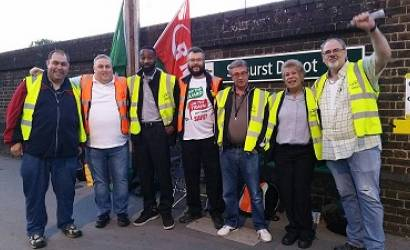 Five day strike at Southern disrupts UK rail services