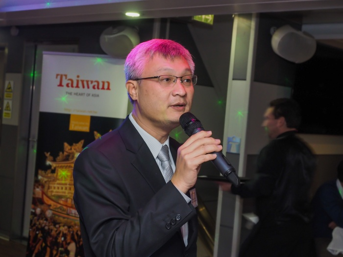 Taiwan Tourism Bureau celebrates in London with Thames cruise