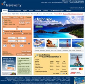Travelocity launches android app