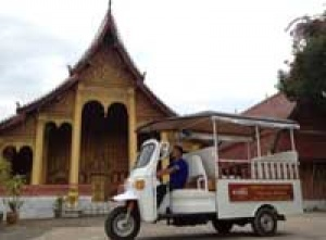 Khiri Travel introduces tuk tuks for guests
