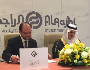 Shaza Hotels signs two new Saudi properties