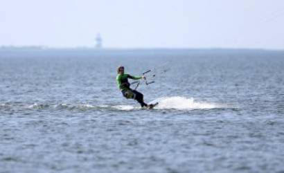 Irish kite surfing championships to take off in Wexford