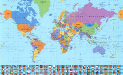 Half couldn't point last holiday destination out on World map