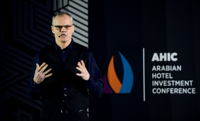 AHIC 2018: van Paasschen urges Middle East hospitality to wake up to disruption