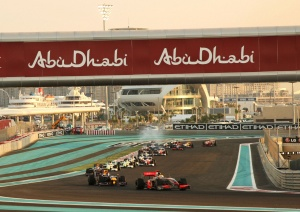 Abu Dhabi GP to overtake last year's success