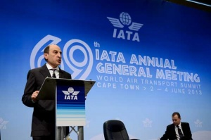 IATA 2013: Qatar Airlines to host 70th IATA Annual General Meeting