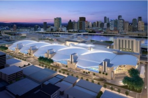 Brisbane Convention & Exhibition Centre's $140M expansion officially opens