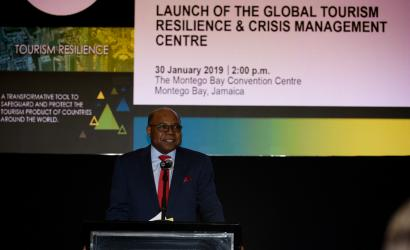 Jamaica welcomes opening of Global Tourism Resilience & Crisis Management Centre