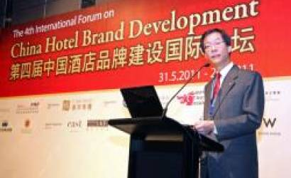 International forum on China Hotel Brand Development takes place