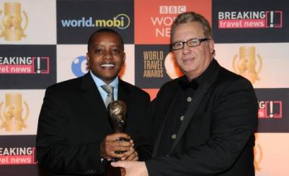 Namibia's Aupindi scoops travel oscar