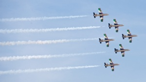 Dubai Air Show to return to Middle East