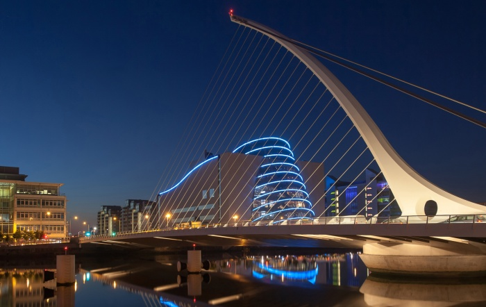 Convention Centre Dublin competes for global title
