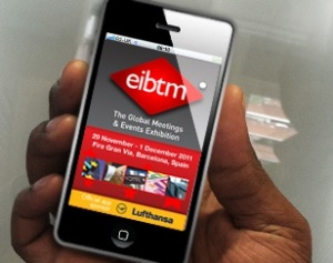 EIBTM reports record bookings