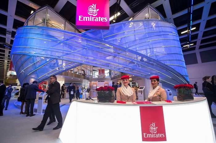 ITB Berlin 2017: Emirates makes triumphant return