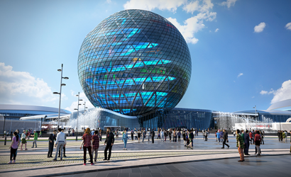UAE delegation visits Astana as Expo 2020 preparations continue