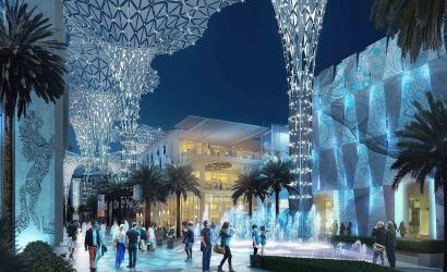 Royal visit as Expo 2020 centrepiece unveiled in Dubai