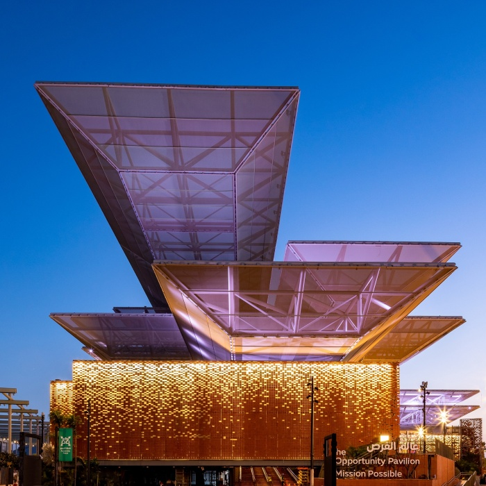 Expo 2020 Opportunity Pavilion NS 2021