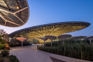 Expo 2020 sustainability focus recognised