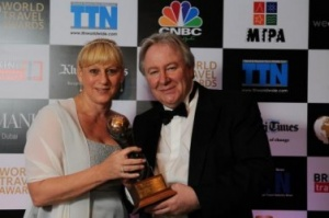 Grosvenor House celebrates WTA win