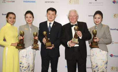 Hainan Airlines leads winners at the World Travel Awards