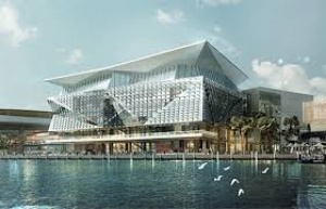 ICC Sydney set to revolutionise western harbour