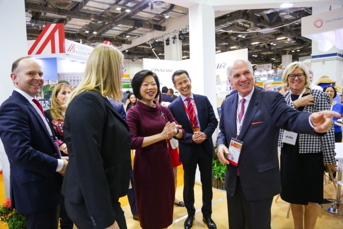 ITB Asia 2017 opens to sell-out crowd in Singapore