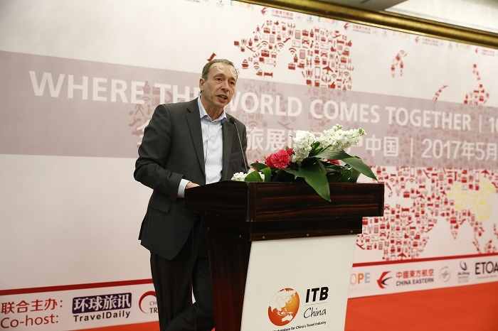 Breaking Travel News investigates: ITB China to debut in Shanghai