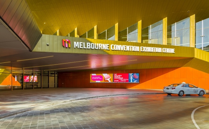 Newly expanded Melbourne Convention Centre opens in Australia