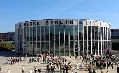 Strong rise in Messe Berlin turnover