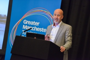 Delegates prepare for Greater Manchester Tourism Conference 2017