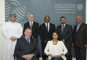 Oman Convention & Exhibition Centre appoints executive team ahead of 2016 opening