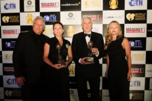 Radisson Royal Hotel honoured by World Travel Awards