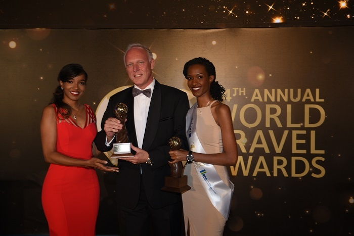 Kigali Marriott Hotel recognised by World Travel Awards