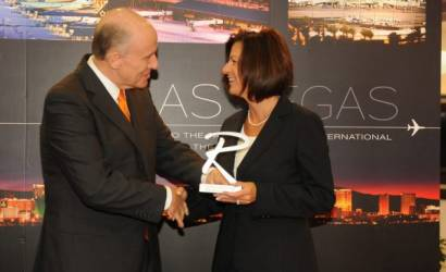 Routes 2012: World Routes handed over to Las Vegas Convention & Visitors Authority