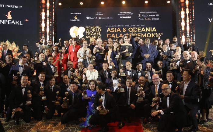 World Travel Awards celebrates in Phu Quoc, Vietnam