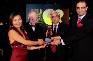 Delhi celebrates at World Travel Awards gala